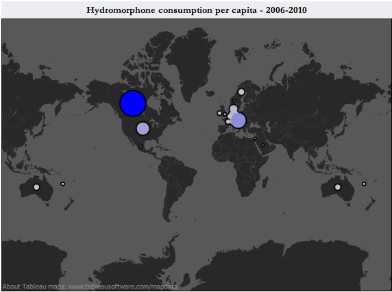 Click to compare Canada's hydromorph contin consumption with the rest of the world.