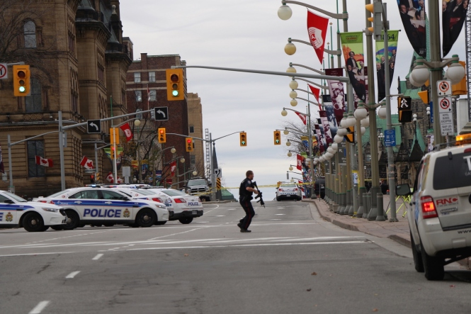 Ottawa Shooting, 2014 Photos by Anna Mehler Paperny