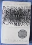 Blindness; Jose Saramago