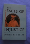 The Faces of Injustice; Judith Shklar