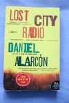 Lost City Radio; Daniel Alarcon