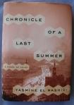 Chronicle of a Last Summer; Yasmine El Rashidi